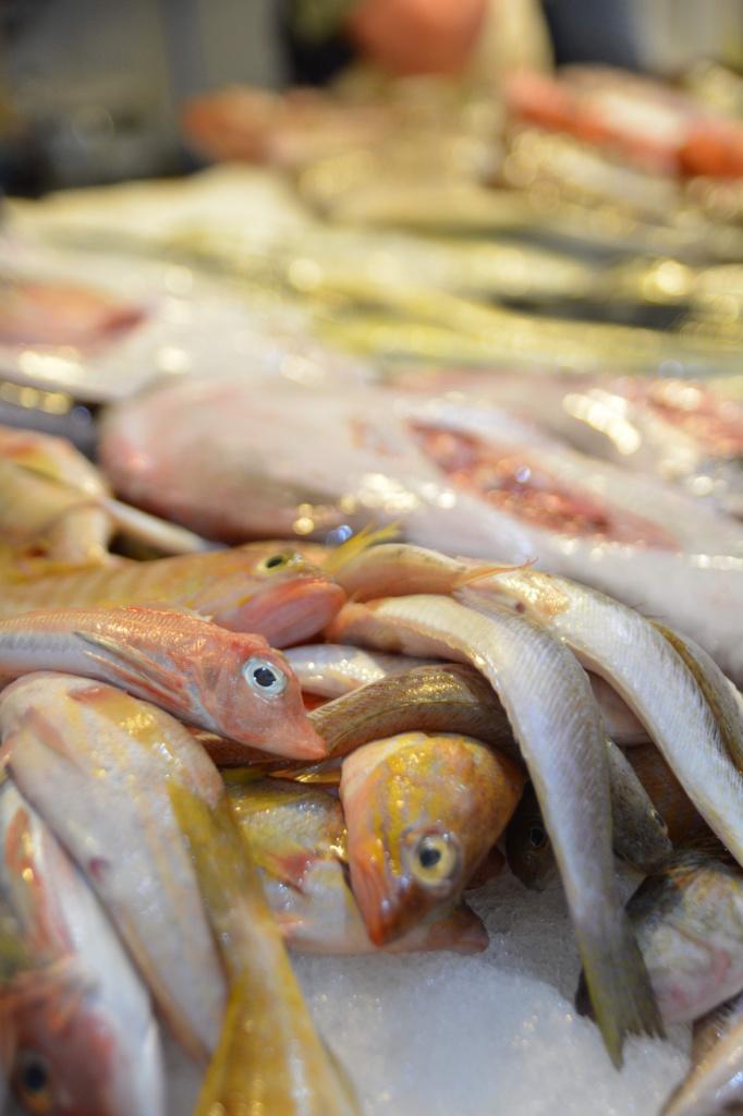 Frischer Fisch_Palma_Markthalle Santa Catalina_schmecktwohl