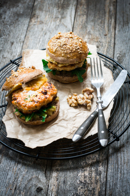 Geflügelhack-Burger-1