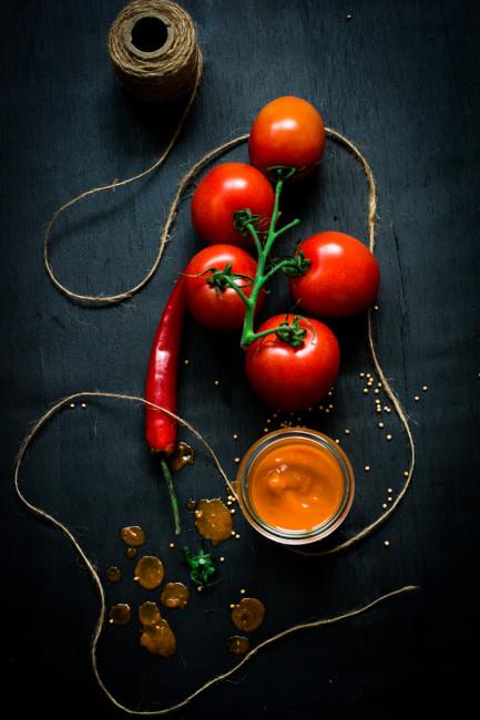 Homemade Ketchup-1-2