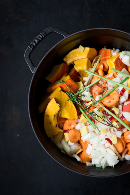 Kürbiscremesuppe aus dem Ofen_schmecktwohl Foodblog-5
