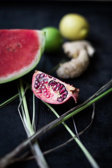 Melonenbowle Sommerdrink-14