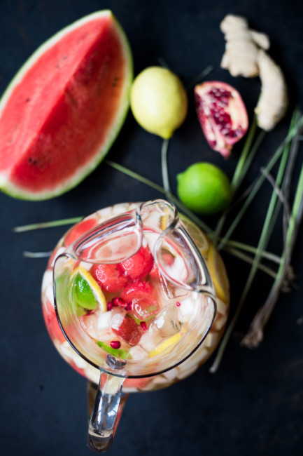 Melonenbowle Sommerdrink-2