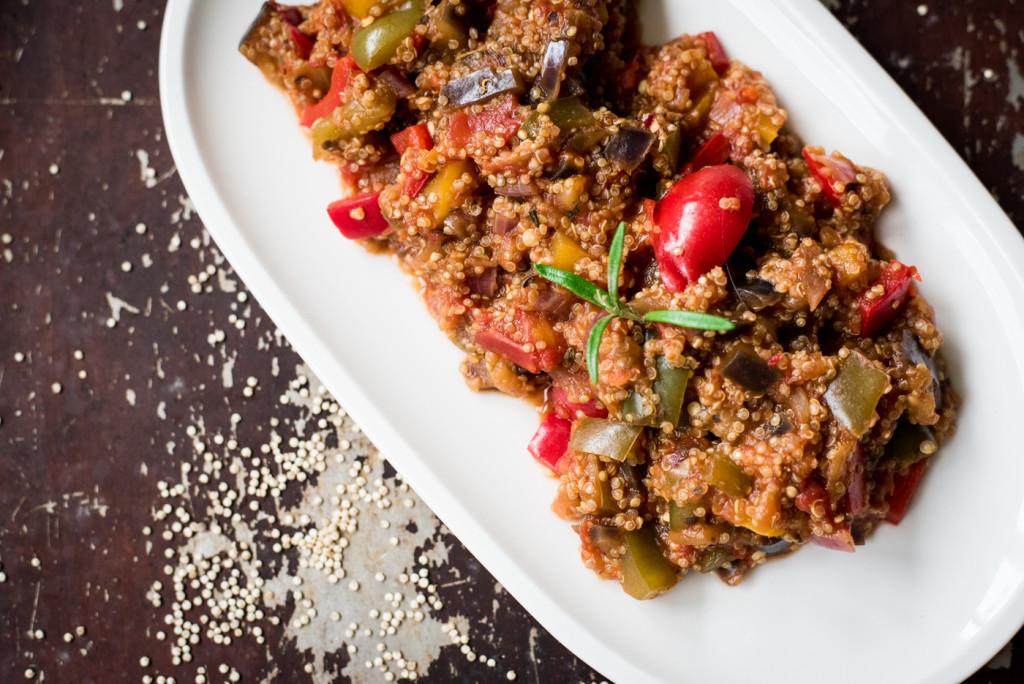 Quinoa rezepte beilage