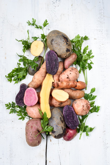 Kartoffelsalat mit Senf-Vinaigrette-5399
