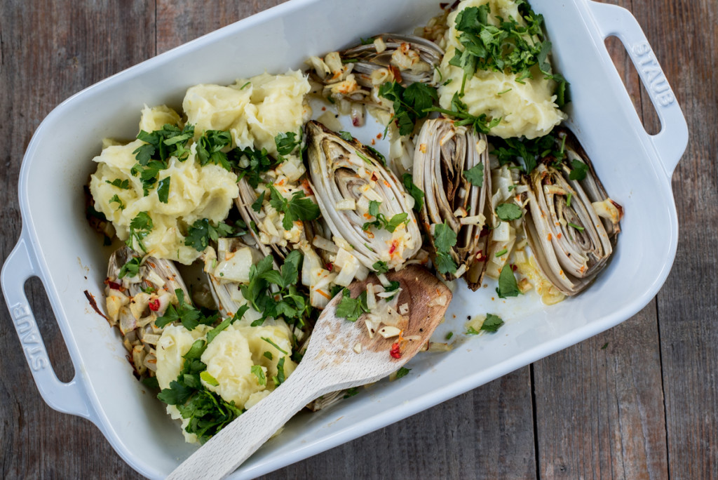 Low-Carb-Küche: Kochen mit Chicorée - Gesund ins neue Jahr
