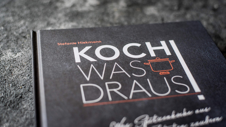 Kochbuch Stefanie Hiekmann Koch was draus! EMF Verlag