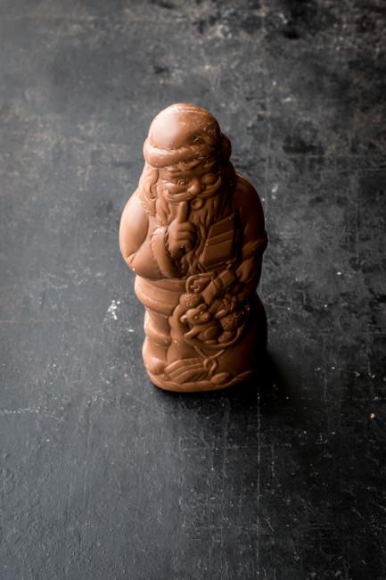 Weihnachtsschokolade verwerten: Pralinen aus Schokoladenresten