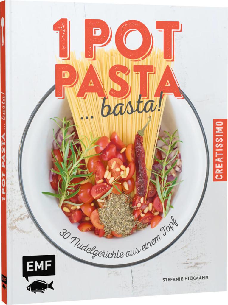 Kochbuch One Pot Pasta von Stefanie Hiekmann