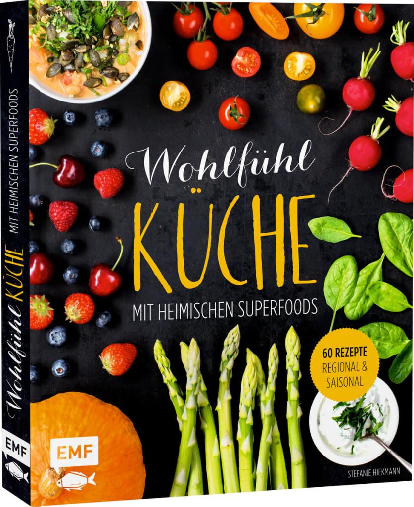 Kochbuch Stefanie Hiekmann: Saisonal Kochen