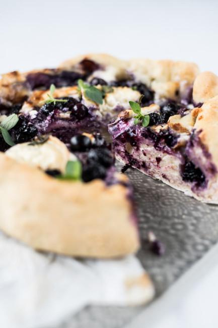 Lauwarmer Ziegenkäse: Rezeptideen für Vorspeisen - vegetarisch-