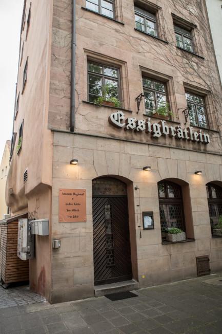 Essigbrätlein Nürnberg Bericht