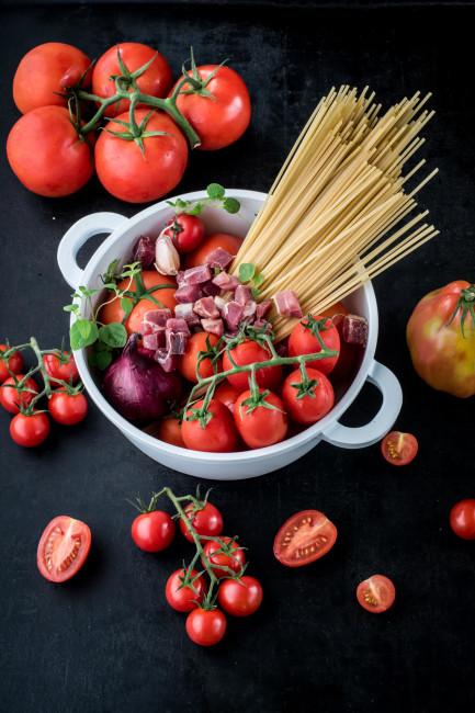 Pasta alla Amatriciana - One Pot Pasta-Rezepte