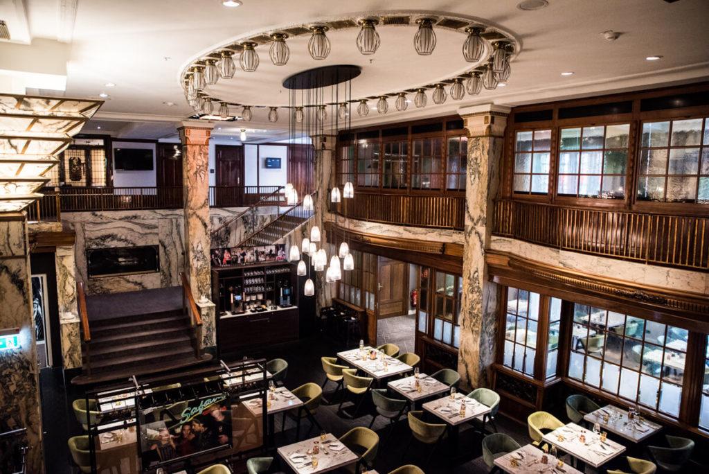 Restaurant Slowman im Reichshof Hamburg_Restaurantkonzept auch ohne ausgebildete Koeche