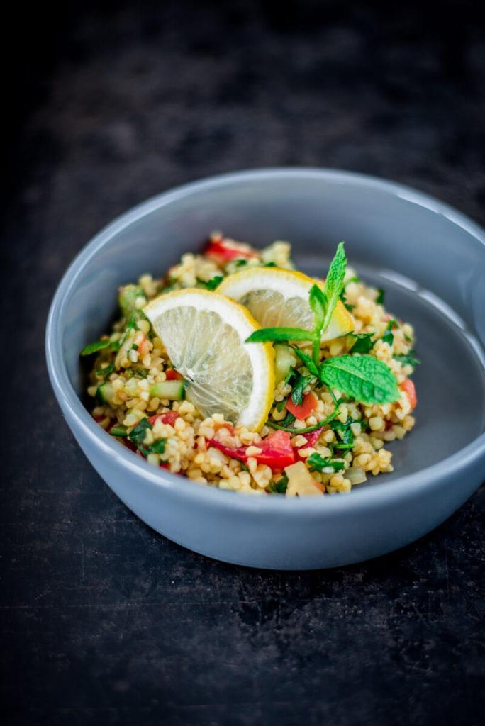 Tabouléh-Salat zum Grillen