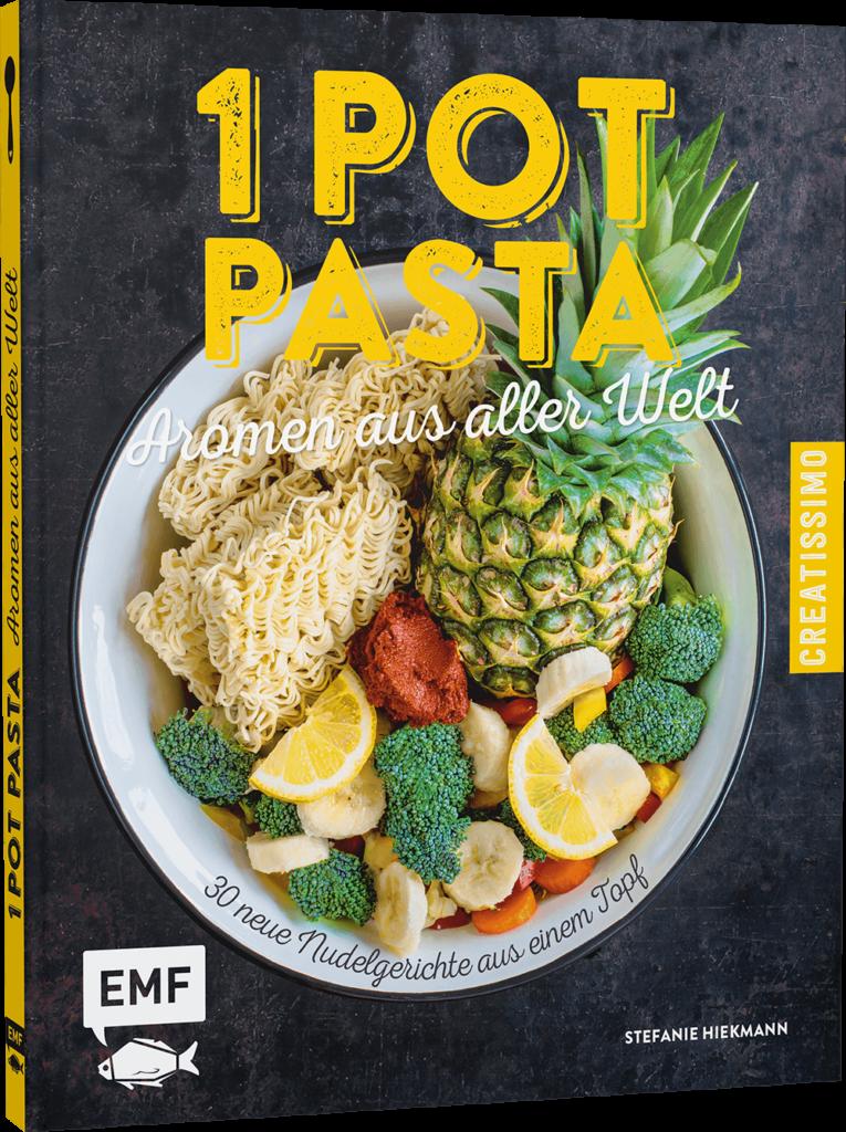 One Pot Pasta Kochbuch Hiekmann