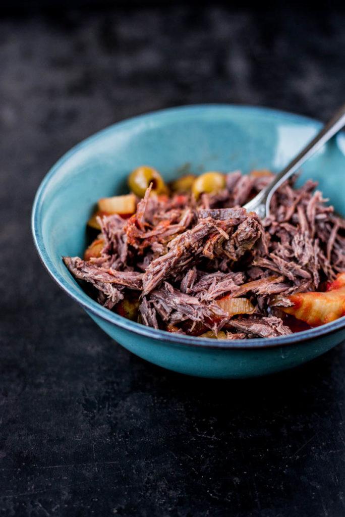 Pulled Beef selbermachen Rezept für zu Hause