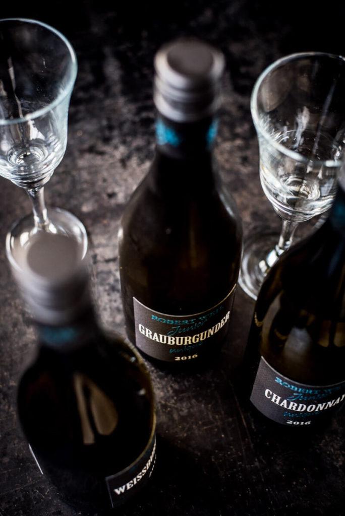 Robert Weil Junior Rezepte mit Wein