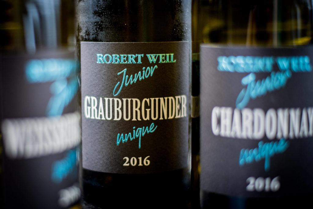 Robert Weil Junior Foodpairing mit Weinen