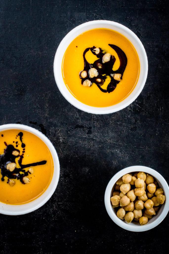 Kürbissuppe Rezept vegetarisch