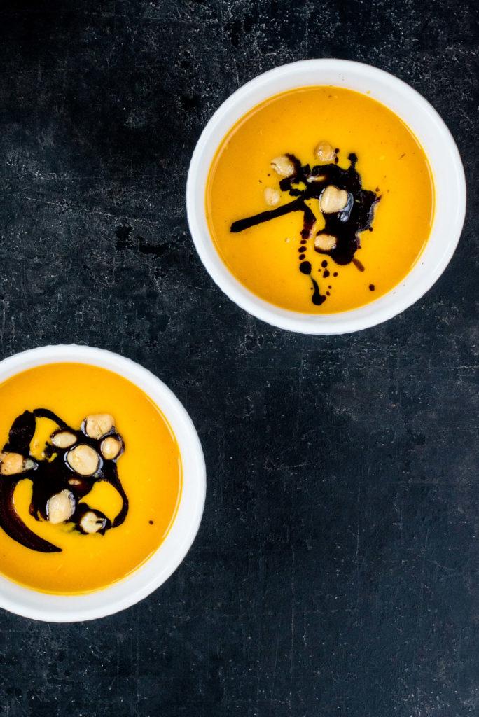 Kürbiscremesuppe Rezept Foodblog