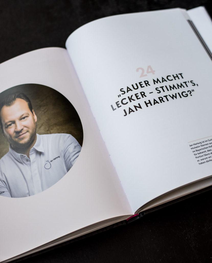 Jan Hartwig Kochbuch Hiekmann
