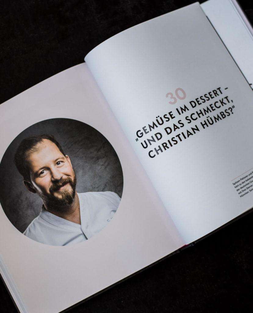 Christian Hümbs Kochbuch Hiekmann Nachgefragt