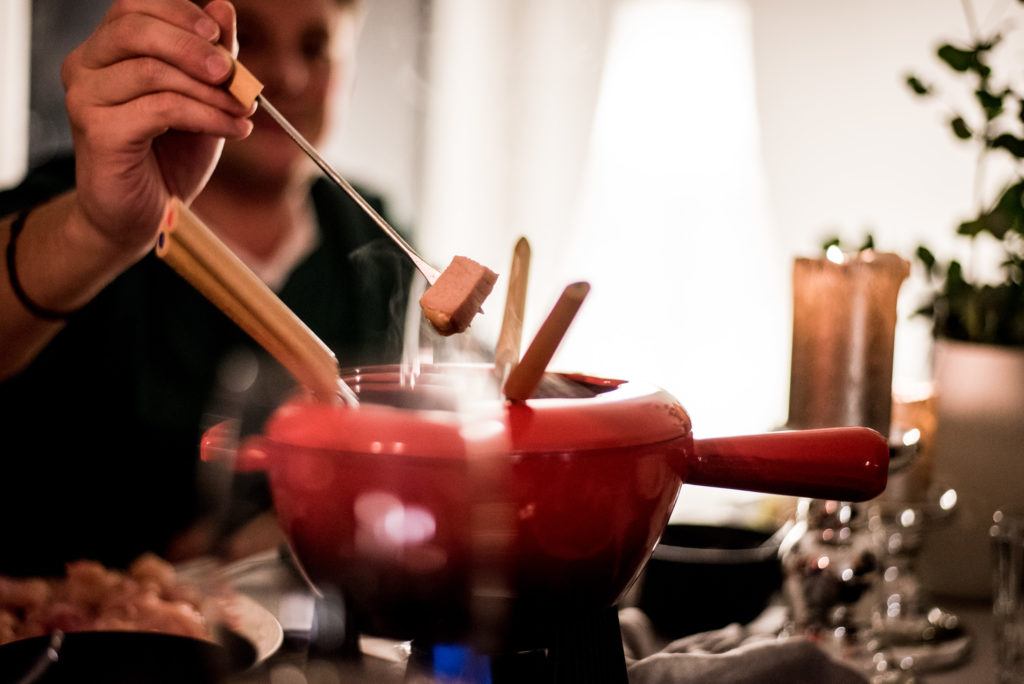 Fondueabend mit Freunden Rezepte