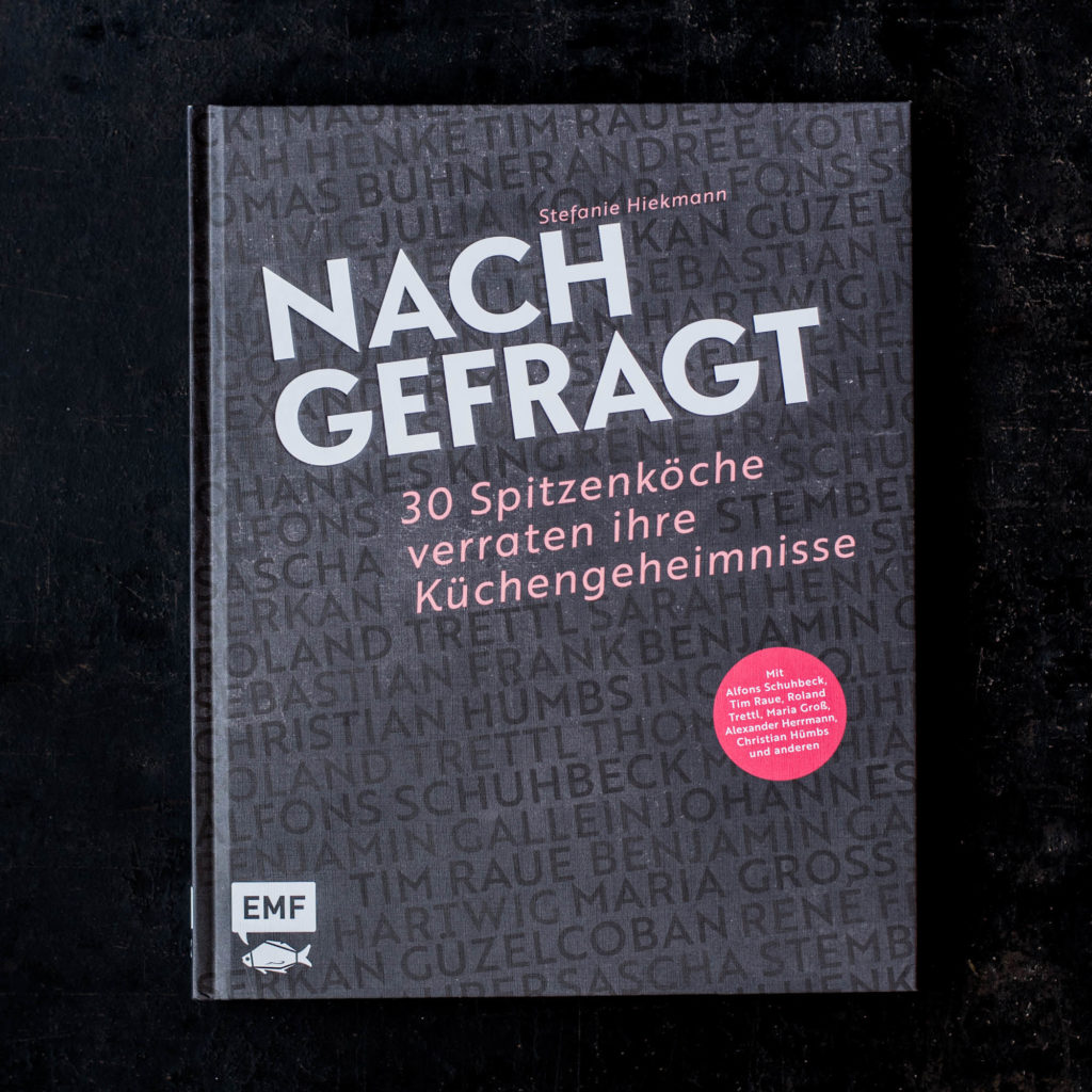 Stefanie Hiekmann Nachgefragt Kochbuch Autorin