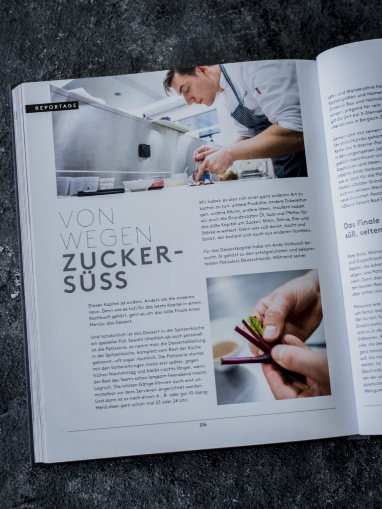 Andy Vorbusch Kochbuch