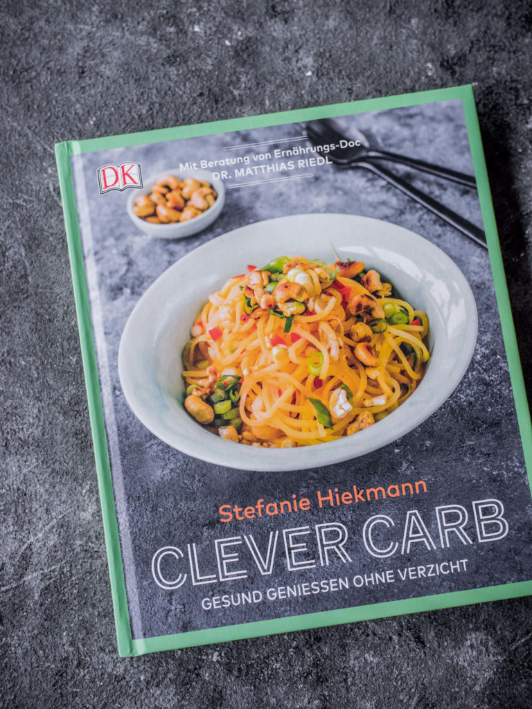 Clever Carb Low Carb Kochbuch