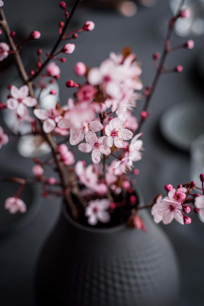 Kirschblüten Dekoration