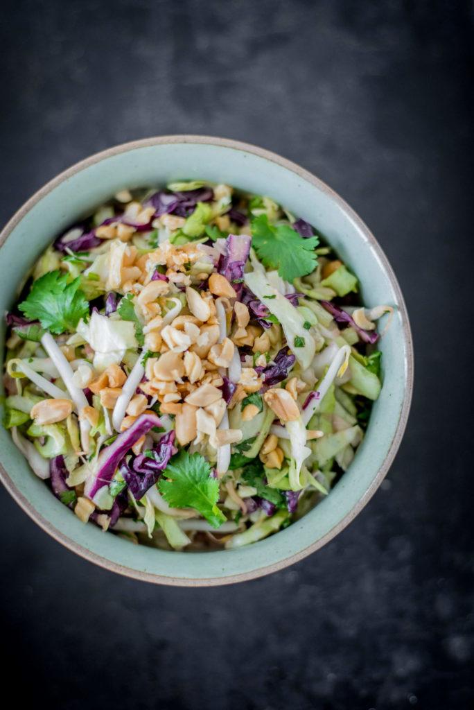 Asia Salat Misodressing