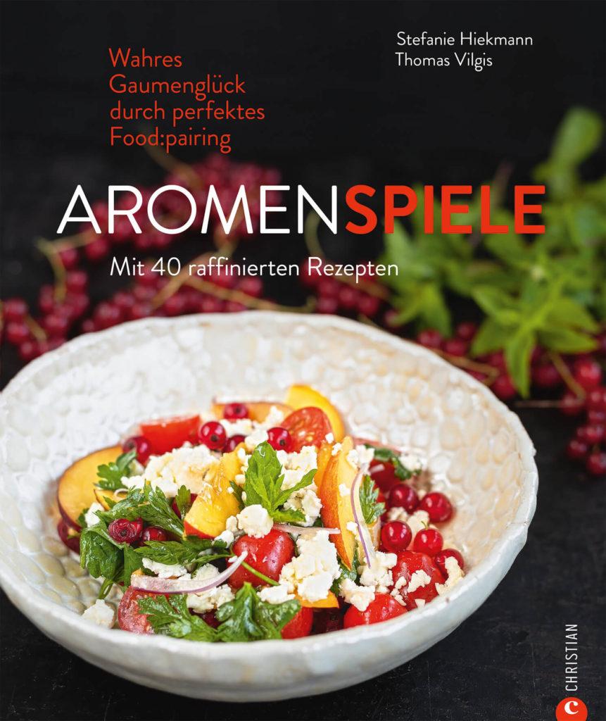 Foodpairing Buch Hiekmann Vilgis