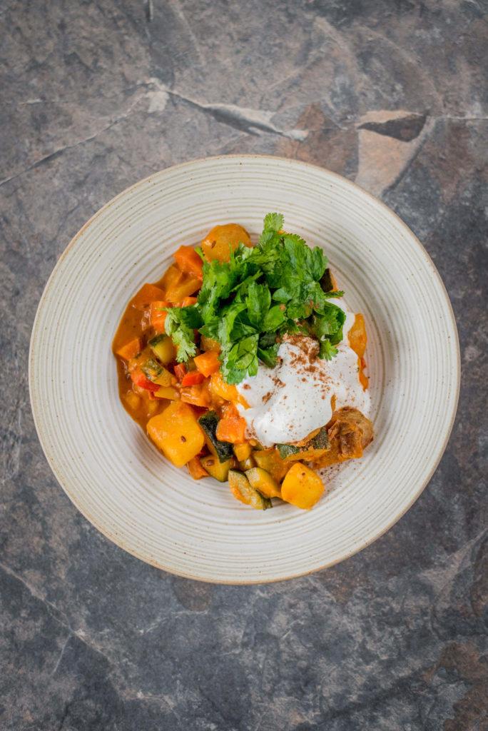 Kartoffel-Curry