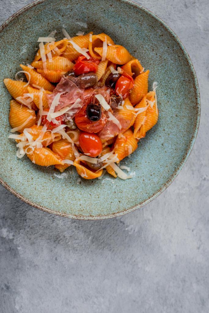 Pasta einfach und schnell Vorratsküche