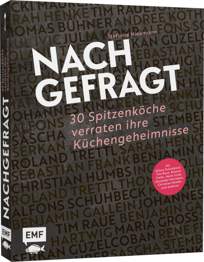 Nachgefragt Spitzenküche Stefanie Hiekmann Kochbuch