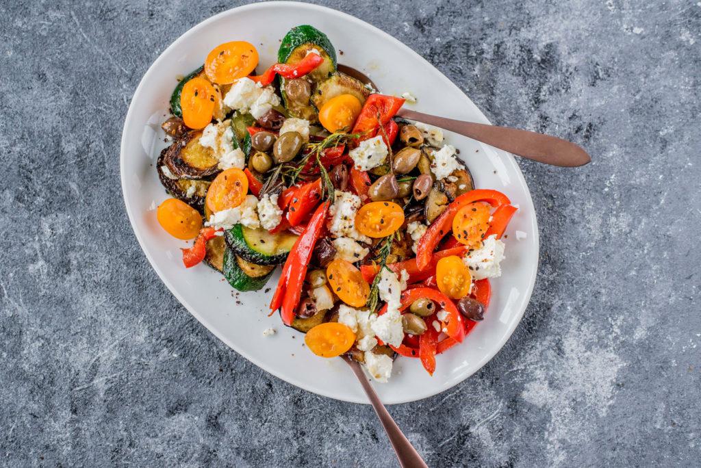 Antipasti-Gemüse Rezept