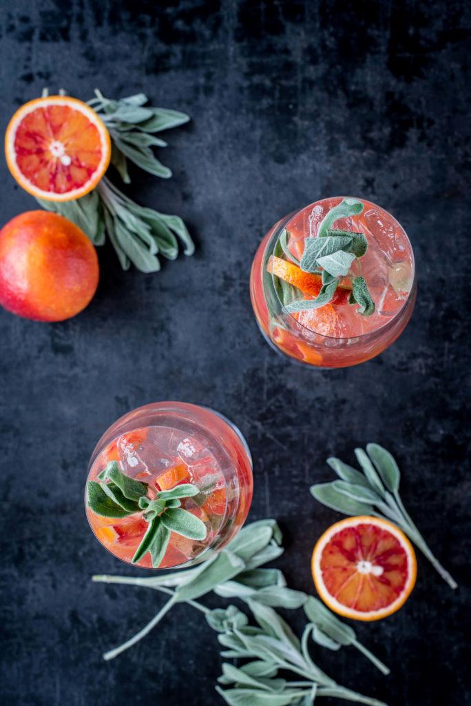 Gin Wermut Salbei