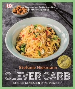 Clever Carb Low Carb Buch