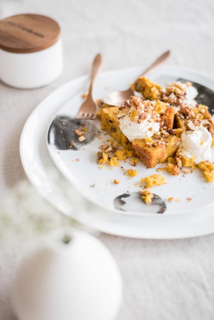 Karottenkuchen Carott Cake