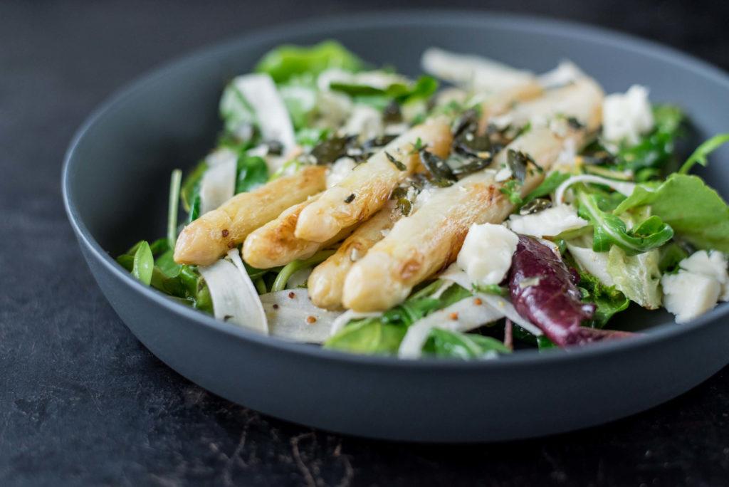 Spargel gesunde Küche